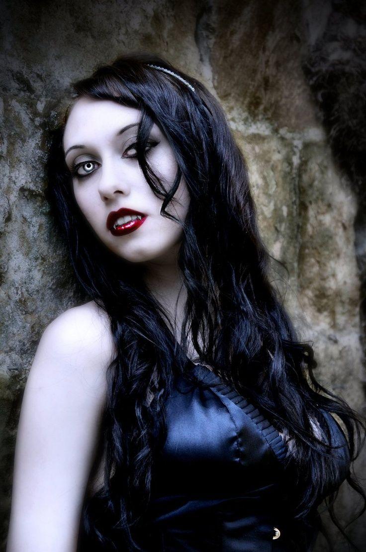 Картинки готических вампиров
