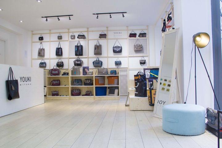 Youki flagship store da LASCIAlaSCIA, Milano - Italia »Retail Design Blog