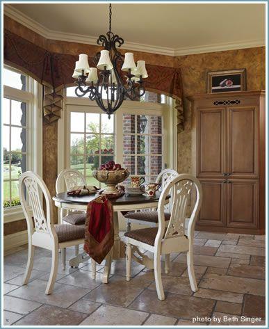 KC Interiors, Inc. residential interior design by Karen ...