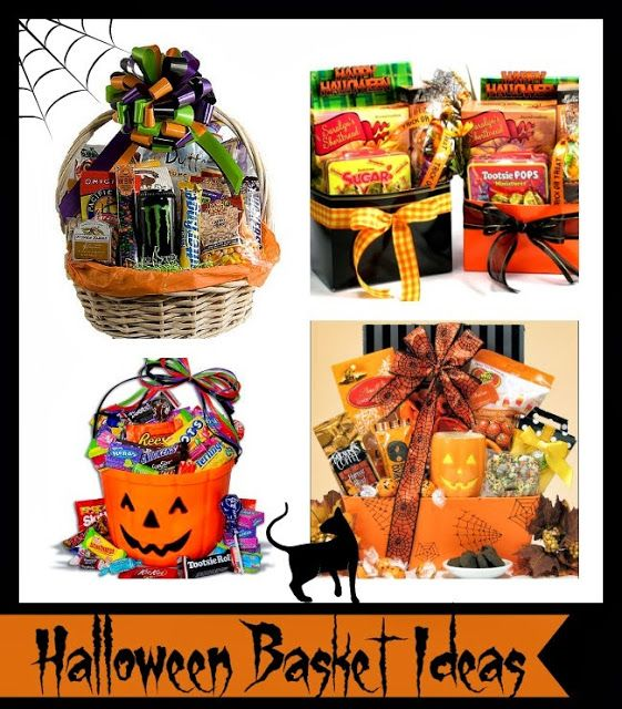 Kid's Halloween Basket Ideas • The Naptime Reviewer