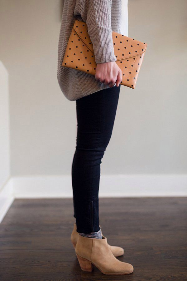 How to wear booties with socks - for winter | Lovely | Pinterest ...