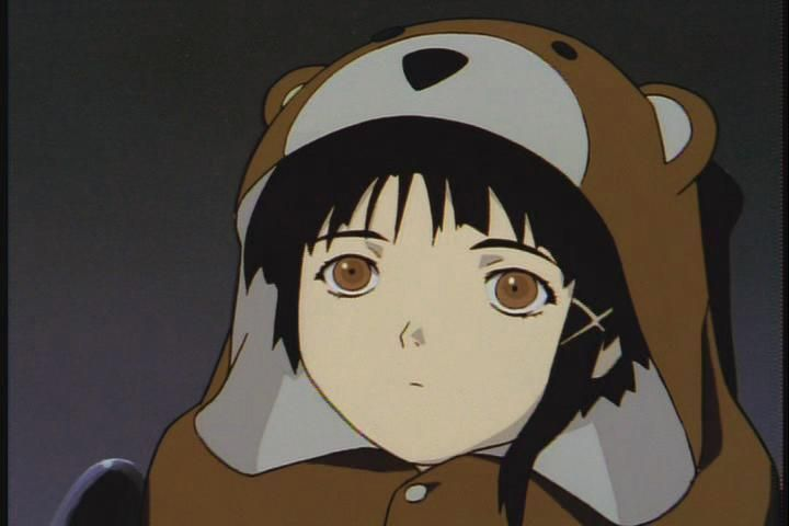 Lain Iwakura From Serial Experiments Lain I Love This