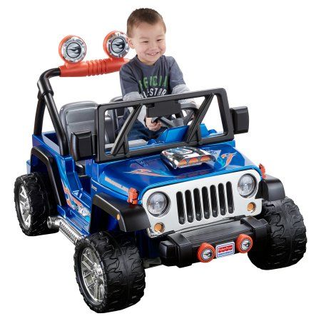 Toys Power Wheels Jeep Power Wheels Hot Wheels