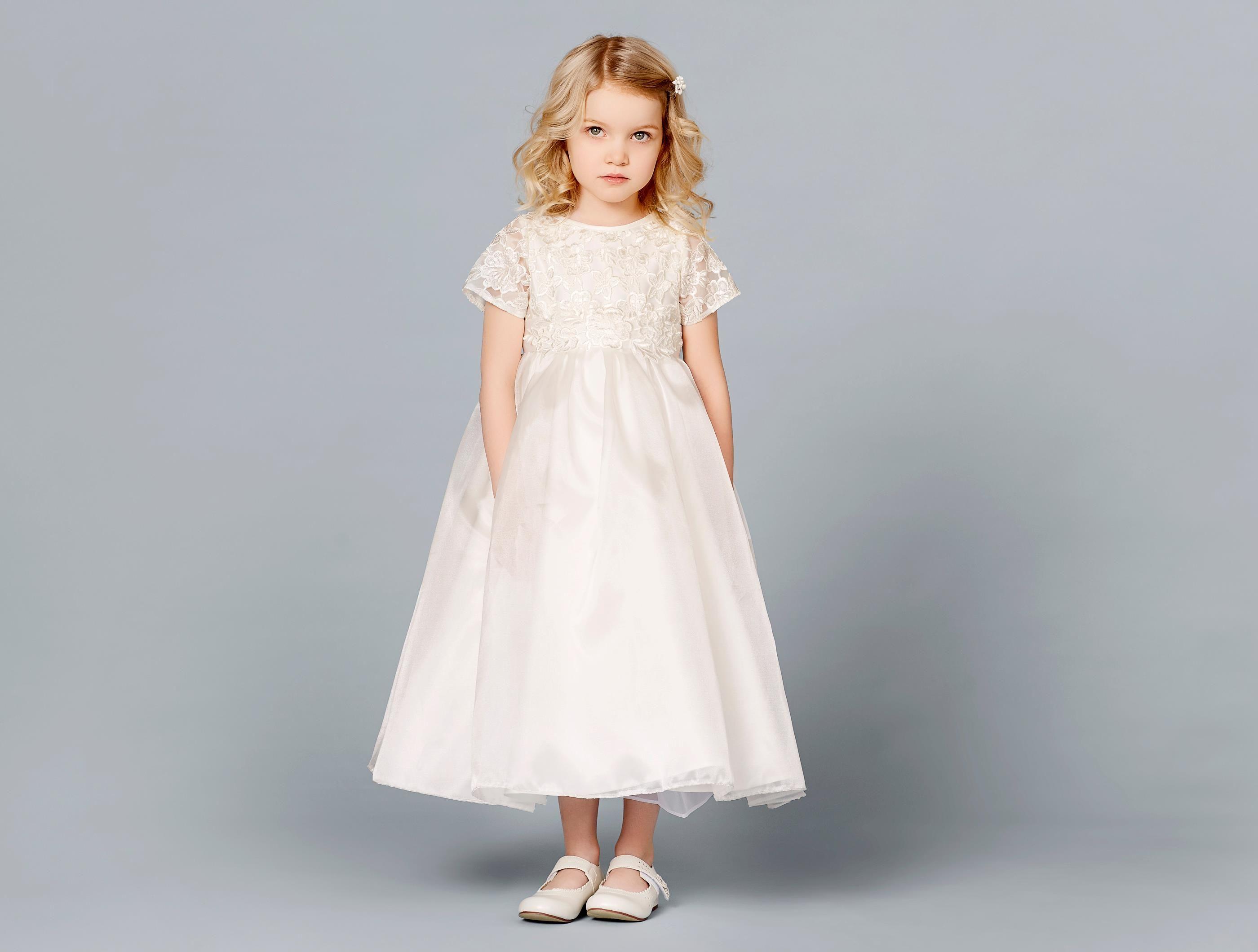Blumenkinder Kleid  Blumenkinder kleider, Blumenmädchen kleid