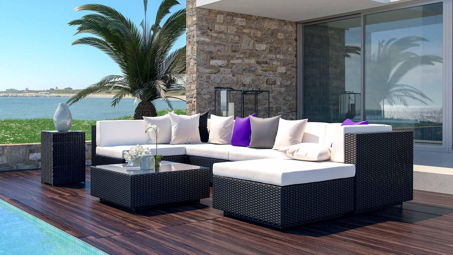 Larentia M Salon De Jardin Salon Lounge Mobilier Jardin