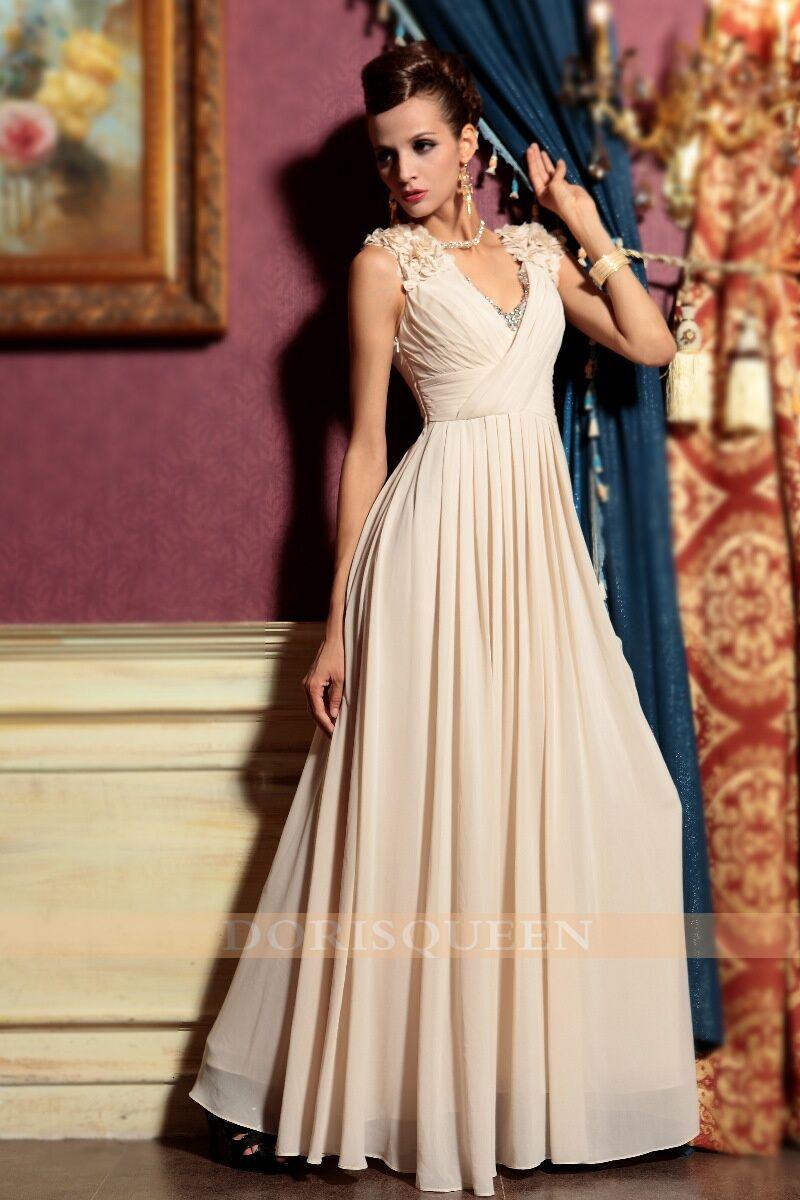 Champange dresses formal dresses brilliant dress designs