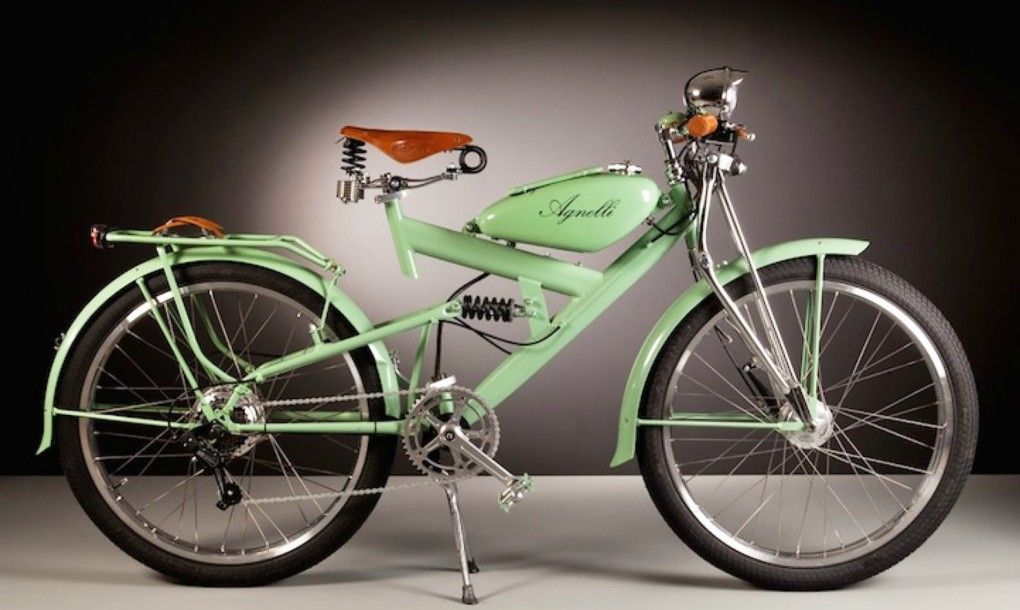 Vintage electric bikes from Italy out-hip even the coolest ...
