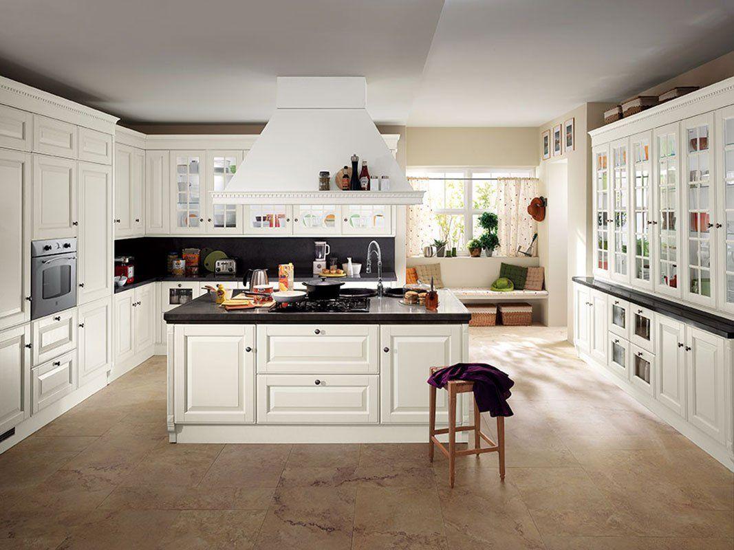 Cucine classiche in legno, tradizione senza tempo | Cucine, Tendenze ...