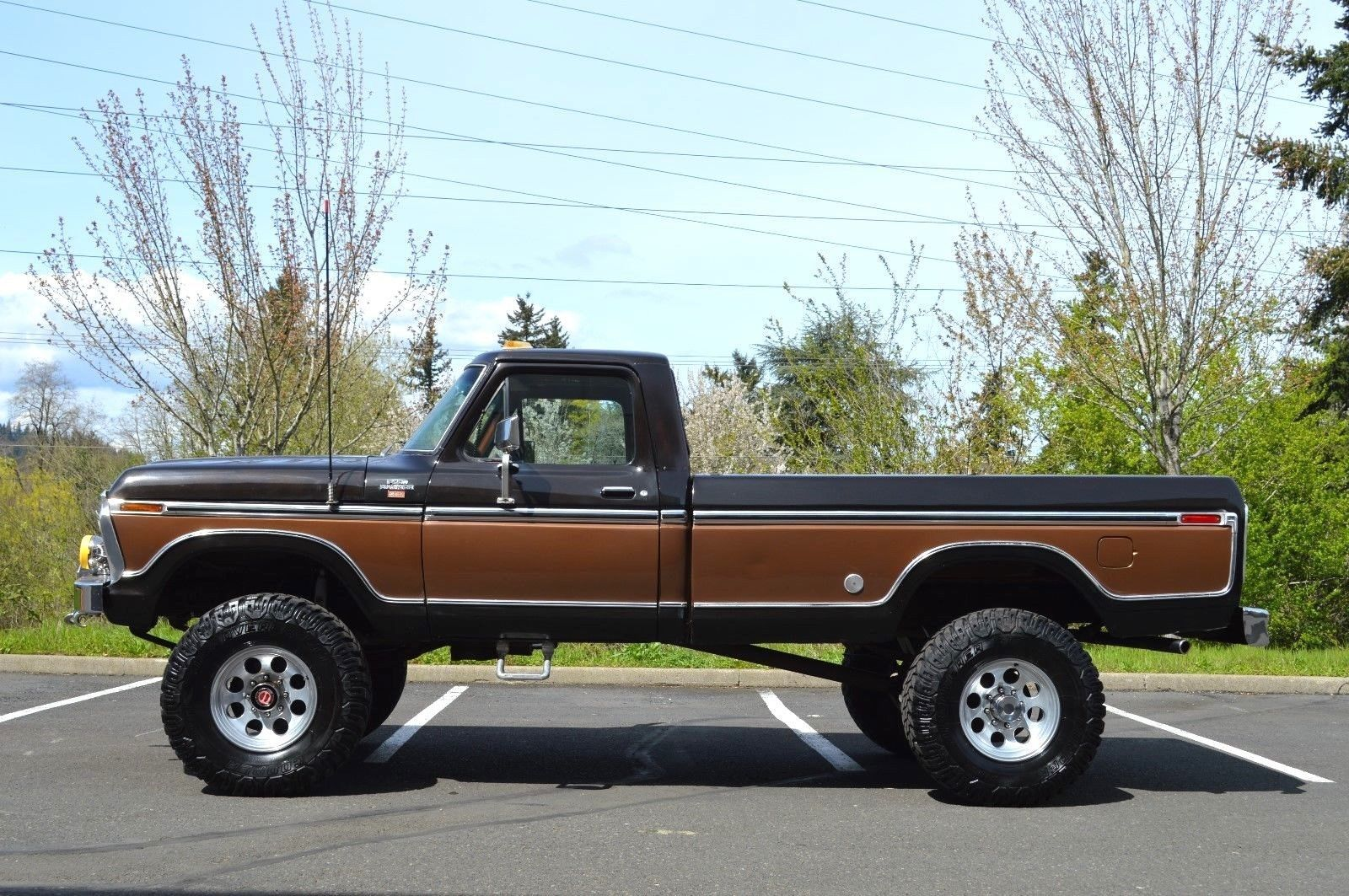 1977 Ford F 250 1977 Ford Ranger Xlt Highboy F250 4x4 Single Cab 4 Speed Manual 60 413 Miles Ford Ranger Best Car Insurance F250