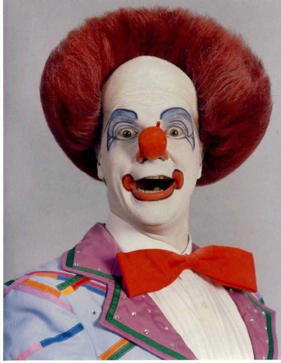 David Kaiser   Clown horror, Clown pics, Vintage clown