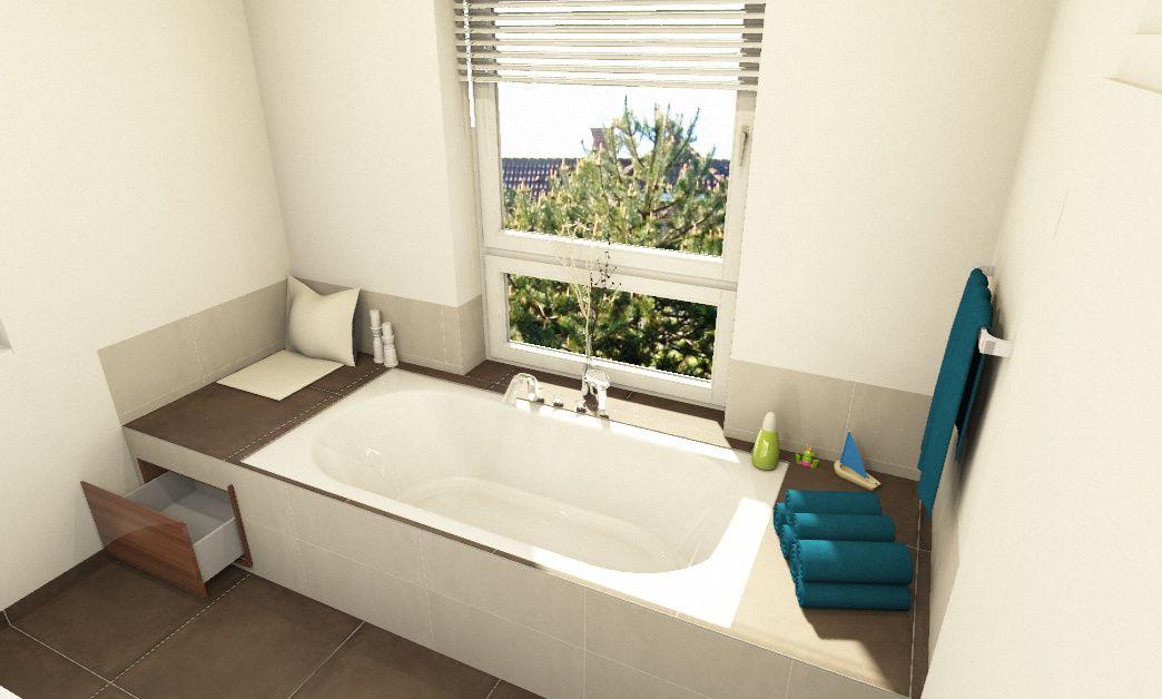 Fliesen Und Badezimmer Planung Im Neubau Badezimmer Haus Planung Badezimmereinrichtung