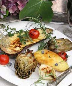 Wohnen Und Garten Rezepte grill rezepte gegrilltes sommergemüse wohnen und garten foto