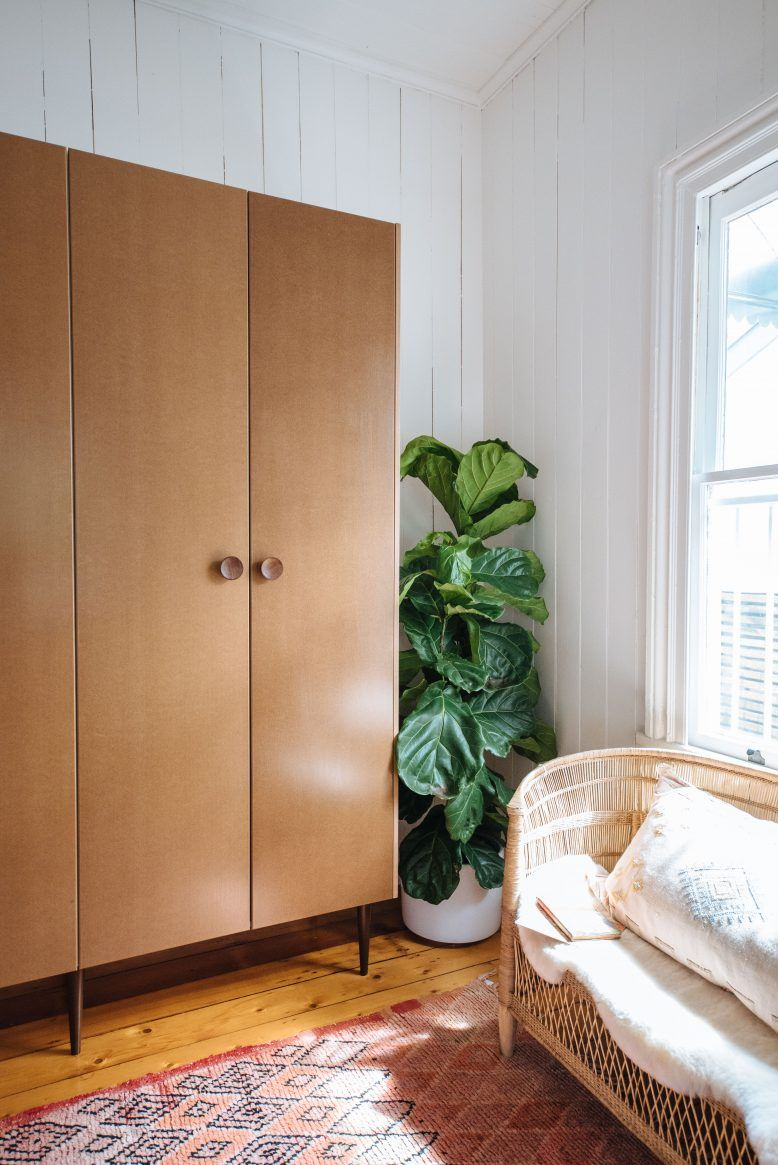 How to Build Your Own Wardrobes (Out of Kitchen Cabinets ...