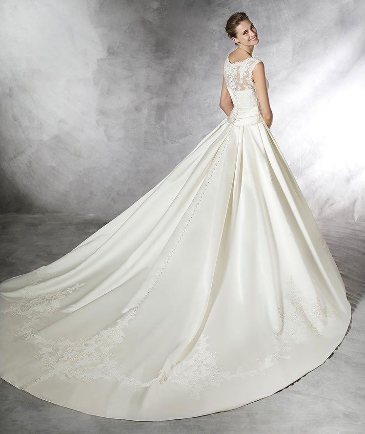 LAUDIN, Vestido Noiva 2016