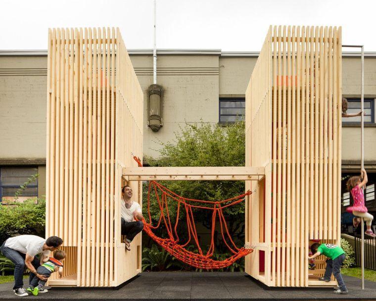 maison enfants d 39 ext rieur 6 projets de design exceptionnel maison enfant exceptionnel et. Black Bedroom Furniture Sets. Home Design Ideas