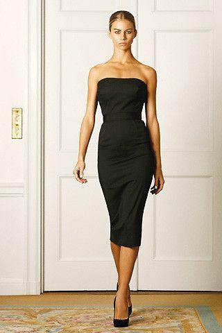 Chanel black dresses images