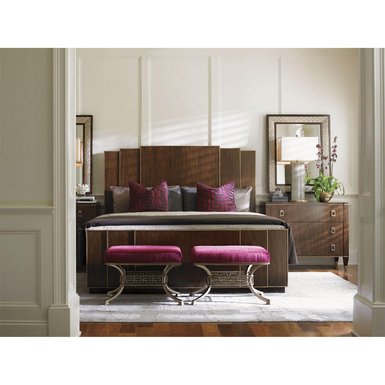 Lexington Furniture 706133C Tower Place Queen Fairmont