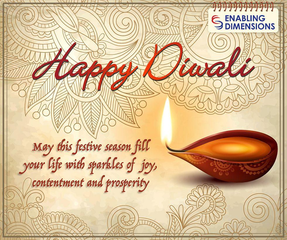Diwali Greetings 2015