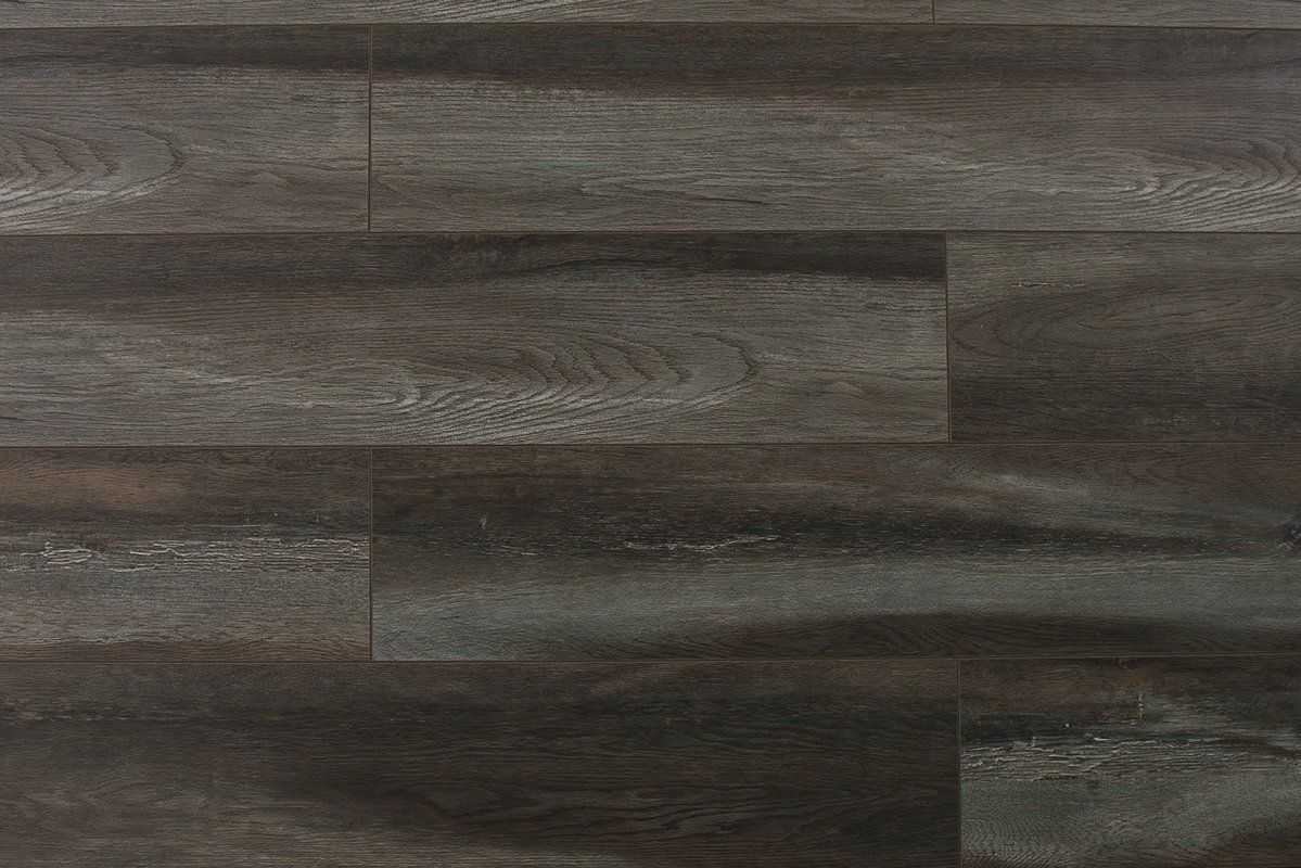 Abdiel 8 X 48 X 12mm Oak Laminate Flooring Brown Couch Living