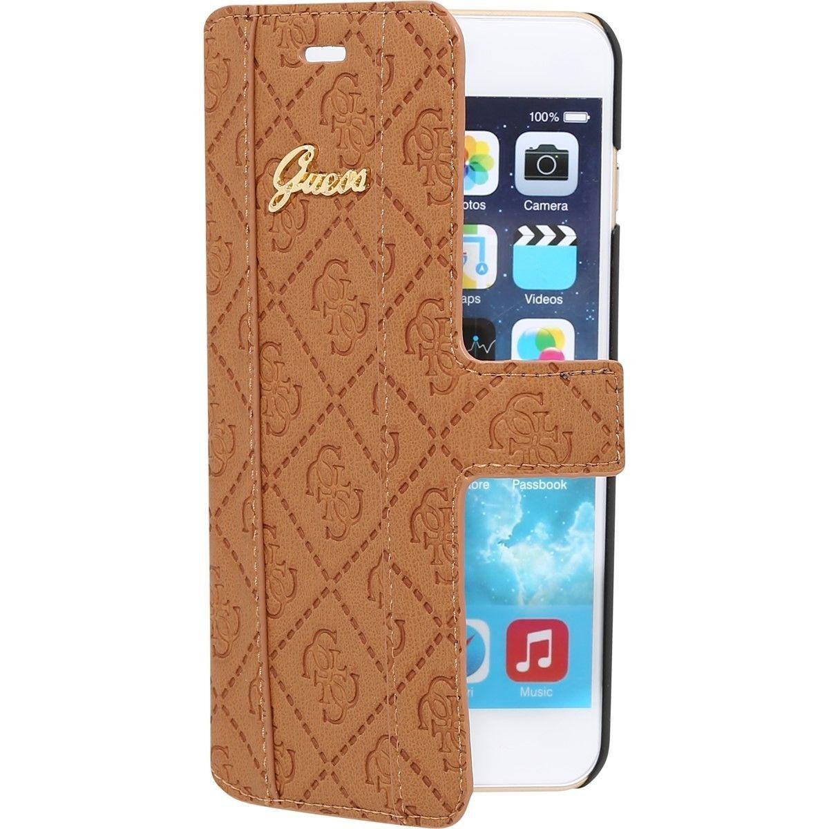 Coque etui clapet tactile apple iphone 6