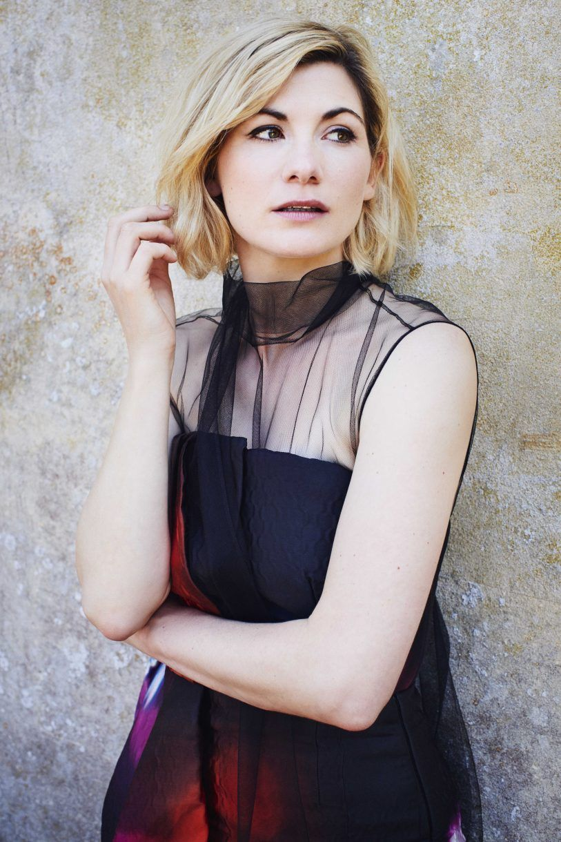 Jodie Whittaker (born 1982)