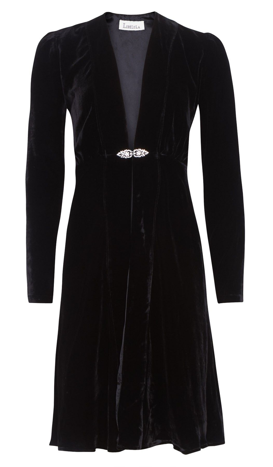 Libelula Dulwich Coat Velvet - New In - New In   Austique   Duchess ... c6b6cc970e5