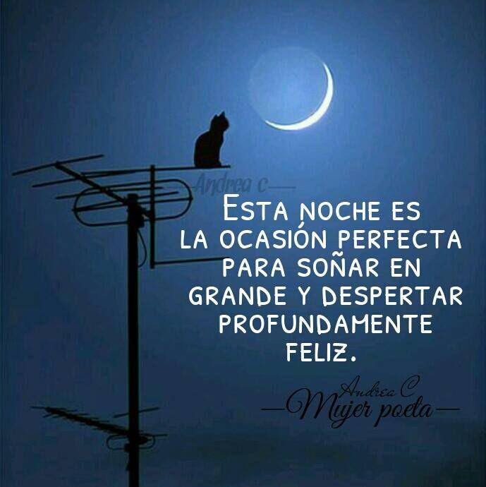 Buenos deseos · Buenas noches !