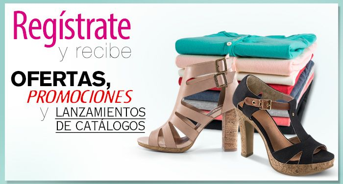 venta de zapatos por catalogo