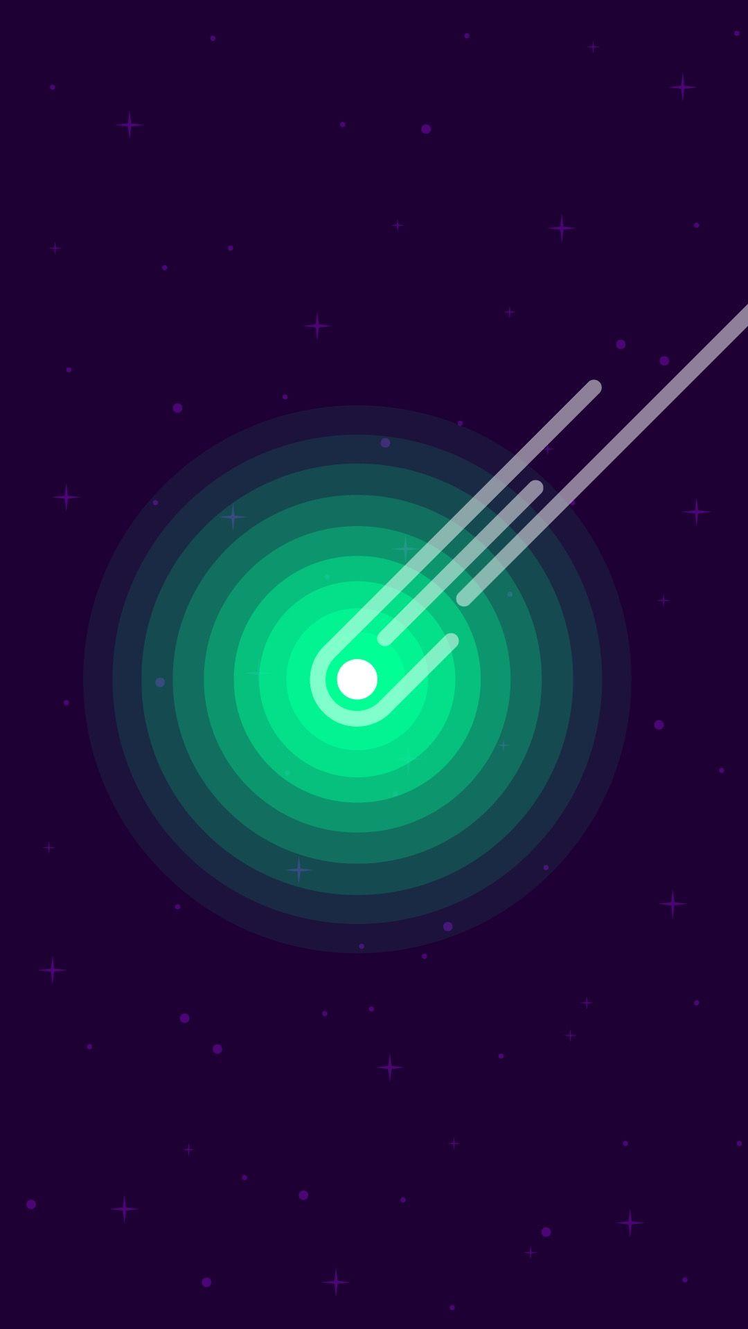 Kurzgesagt Wallpaper In 2019 Planets Wallpaper Minimal
