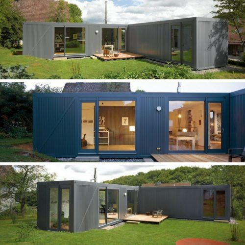 ContainerLove Shipping Container Home DWELL BOXES