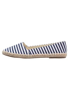 Espadrilles - blue/white