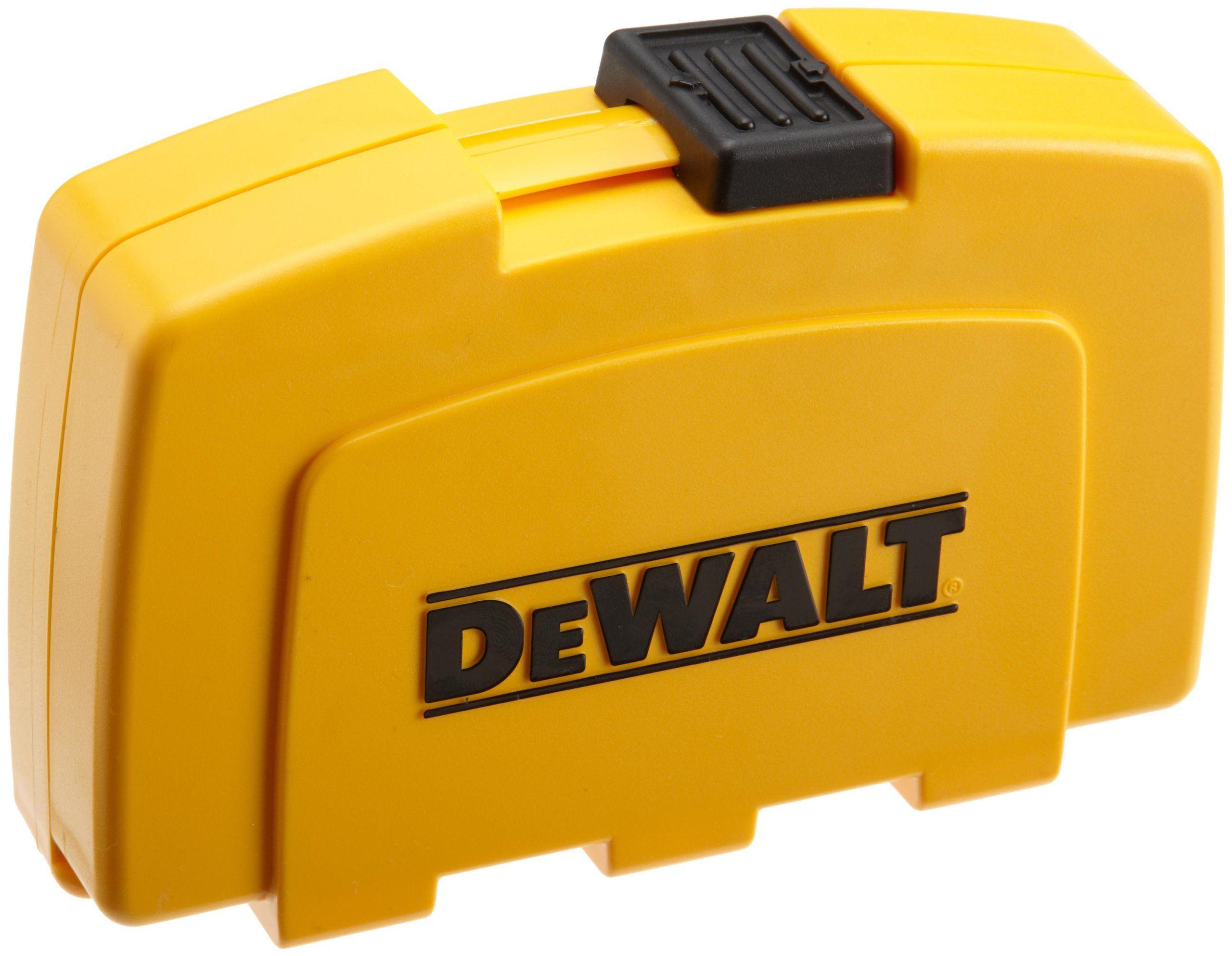 DEWALT Drill Bit Set with Pilot Point DW1956 16-Piece