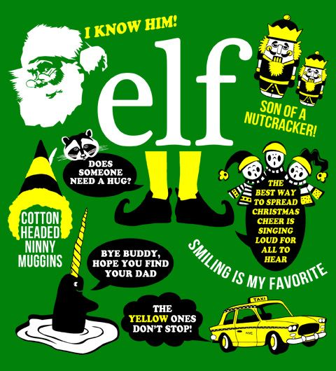 elf movie quotes quotim sorry i ruined your life and crammed
