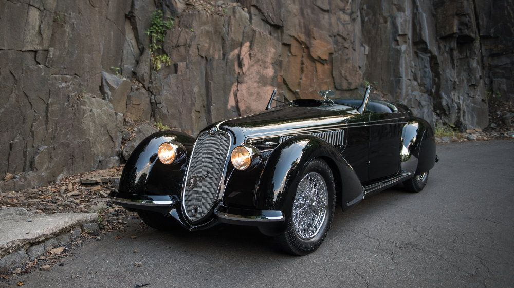 Cars Sold for $15 – $20 Million at Public Auction | Alfa