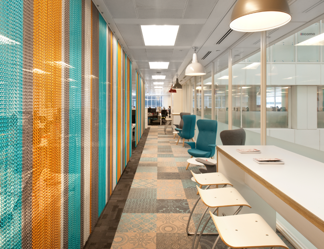 International Market Research Company, furniture supplied by Rainbow Office Design #interior #design #interiordesign #workplace #workspace #collaberate