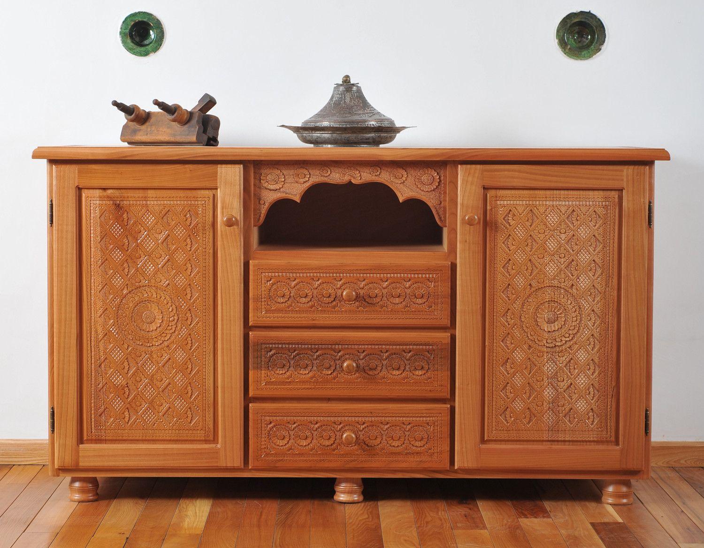 Samarkand 3 Drawer Cabinet | Wayfair