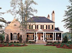 My Favorite Website Ever Colonial House Plans Porch House Plans Southern Living House Plans