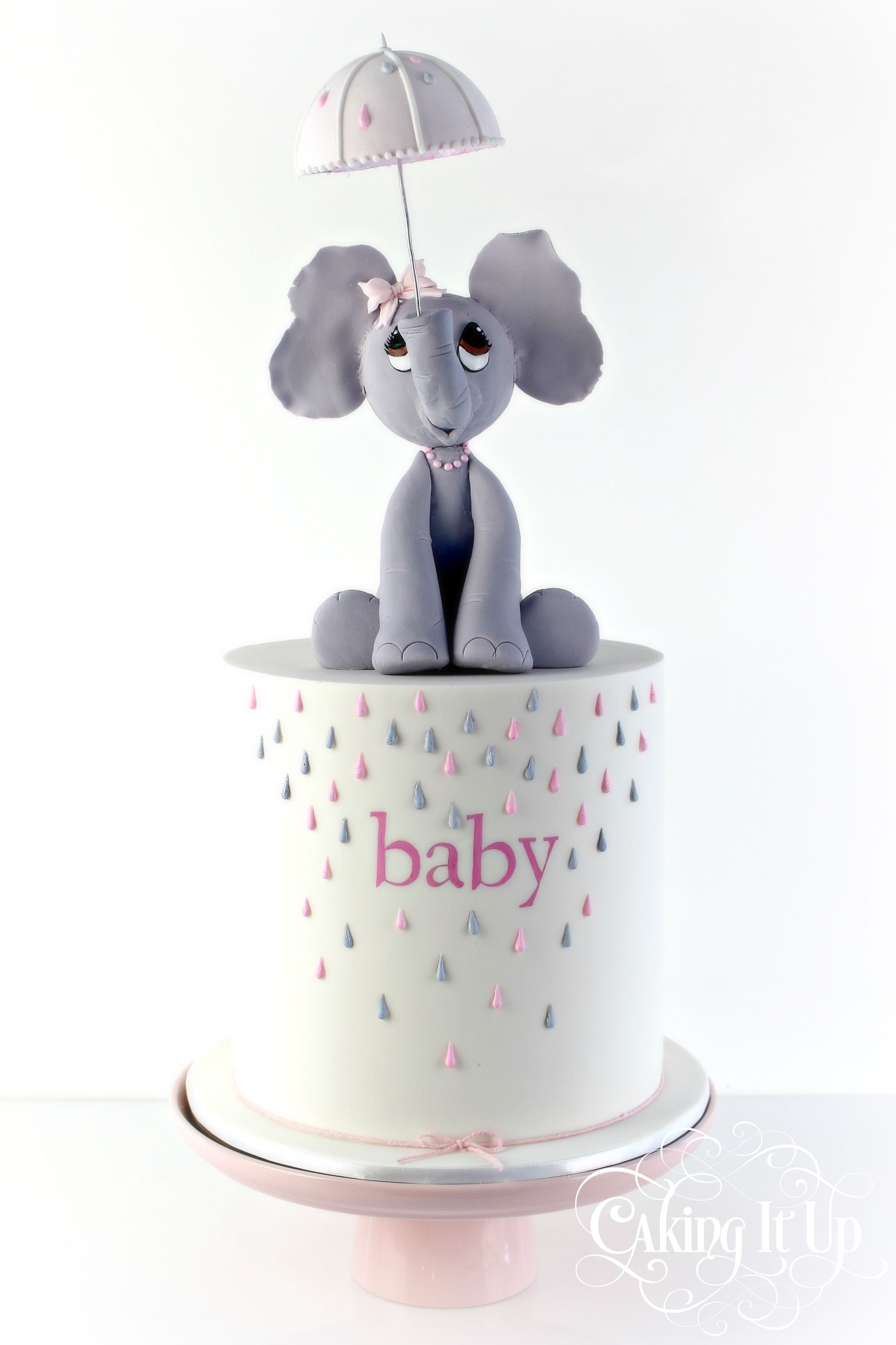 elephant baby cakes baby shower cakes cake kids elephant baby showers