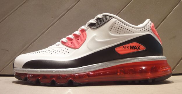 Nike Air Max 90 2014 Leather INFRARED | Zapatillas