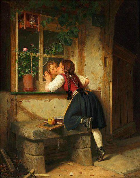 Kiss-Fritz Sonderland (1836 – 1896, German)