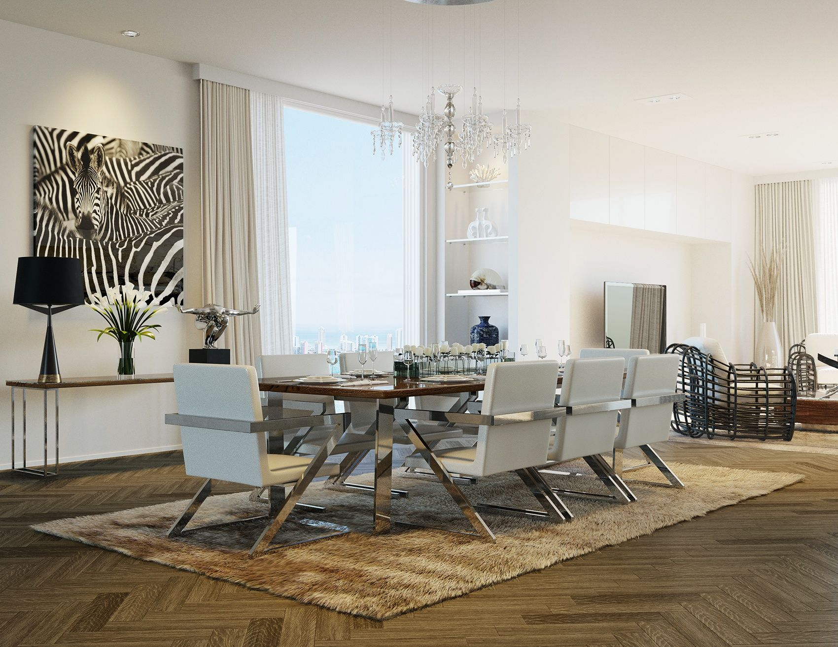 Welcome To Modani Site Dining Table Contemporary Dining Table