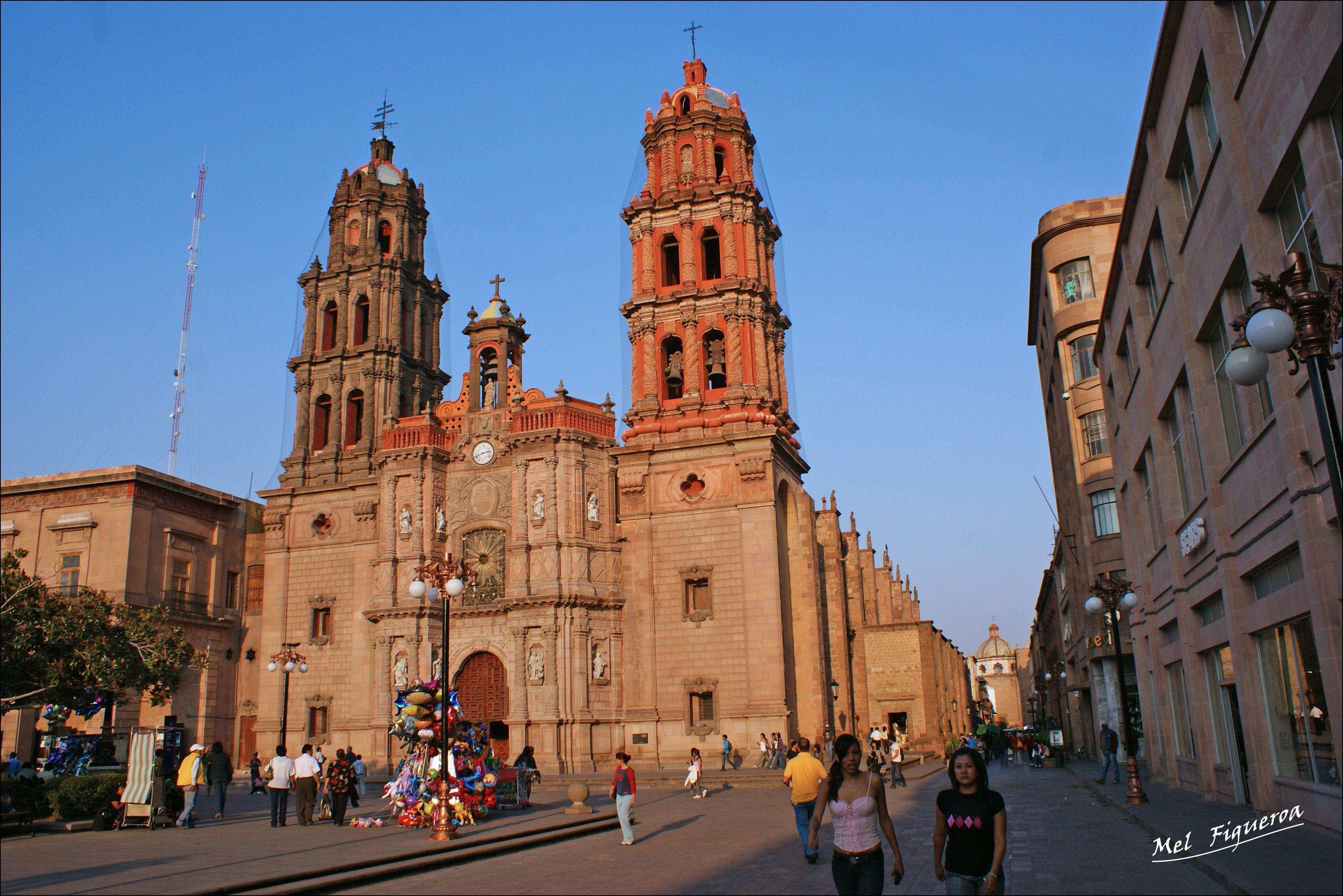Catedral, San Luis Potosi   Mexico Lindo y QUERIDOOOO ...