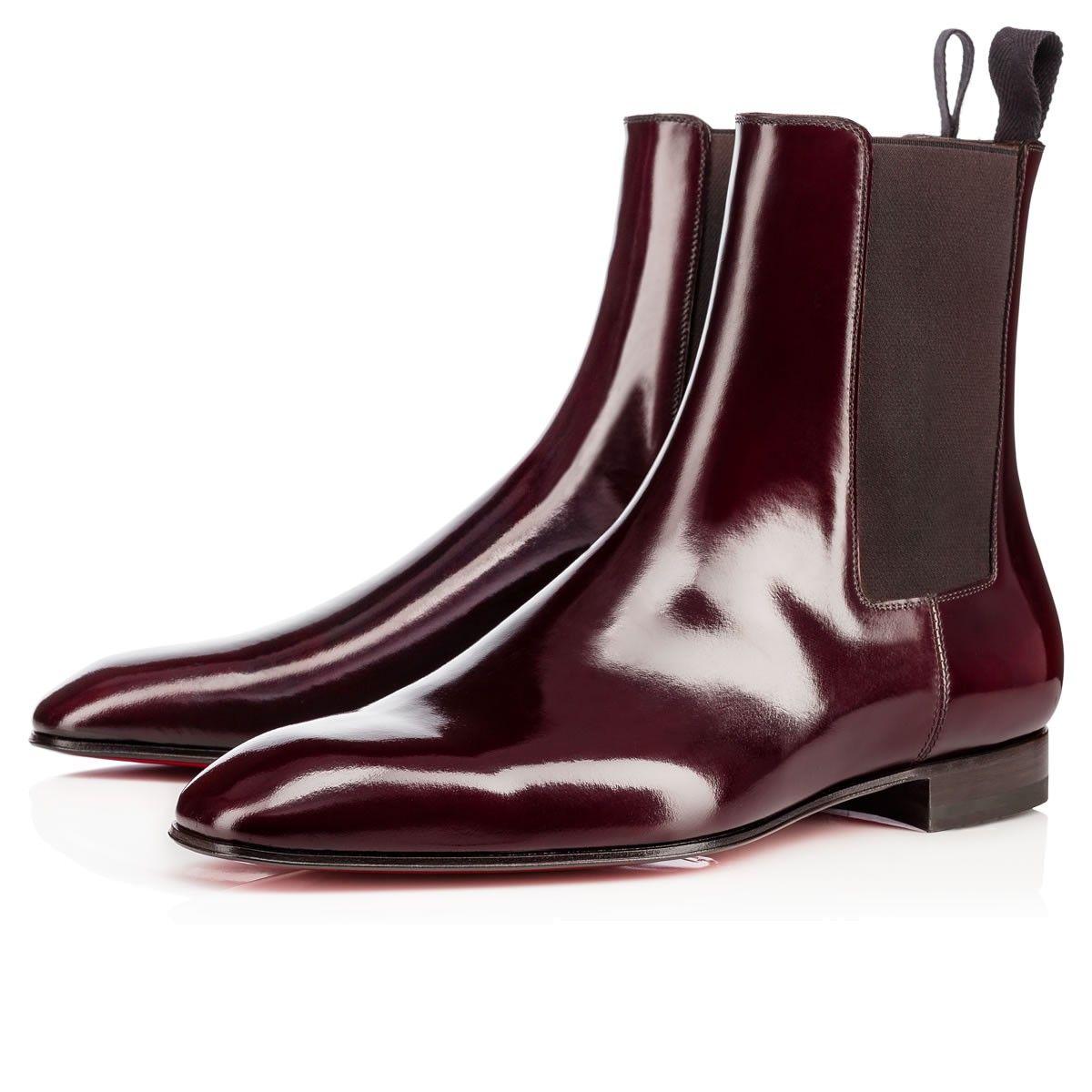 6ae42e03f041 ... usa christian louboutin roadie flat indiana leather. christianlouboutin  shoes a217b ea532