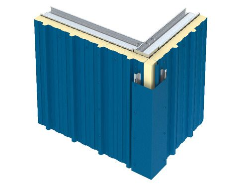 Trapezoidal Wall Insulated Roof Wall Panels Kingspan Insulated Panels Uk Ire Insulated Panels House Cladding Structural Insulated Panels