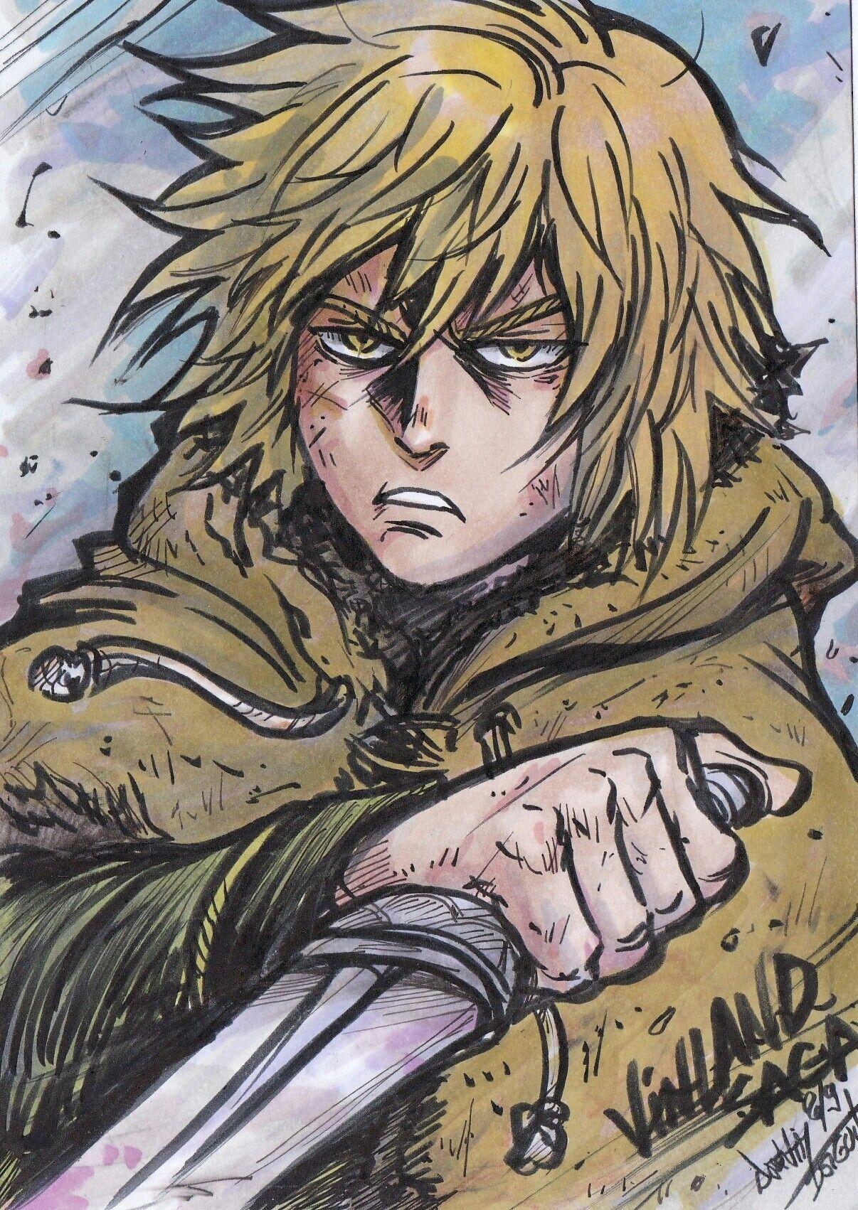 Ideia por Read Manga Season 🔥🔥 em vinland saga em 2020