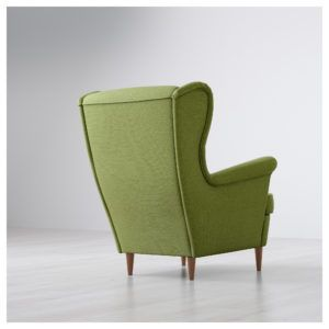 Etonnant Lime Green Wingback Chair Cover
