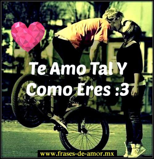 Frases De Amor Cortas Te Amo Pinterest Love Y Quotes