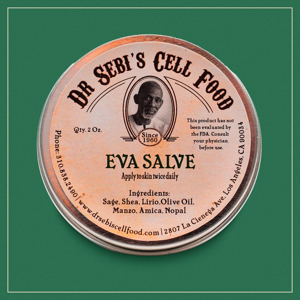 Eva Salve   Dr  Sebi Skin Products   Acne cure, Medicinal herbs