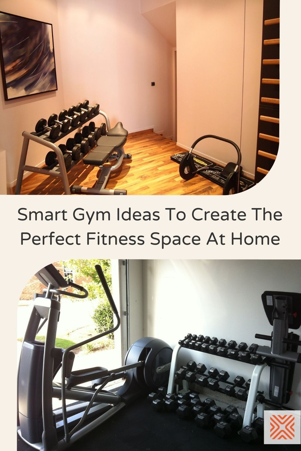 Started working out at home? Consider turning a space in your home into your private gym! You don't need a huge space or a home renovation to achieve this, try our 8 small home gym ideas and start working out the right way.