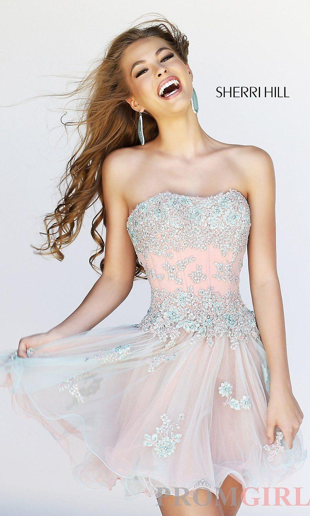 Sherri Hill 11062 Dress - MissesDressy.com